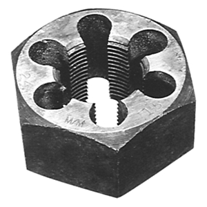 4C-4959: Hexagon Rethreading Pipe Dies - Individual