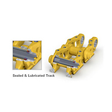 Undercarriage - Cat® Sealed & Lubricated Track (SALT)