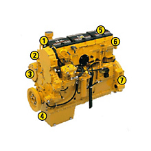 Cat® Reman Products - Engine