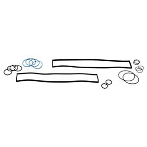 460-0777: Kit do Pós-arrefecedor e de Junta de Tubulações 3508