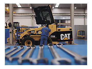 Cat | Genuine Cat® Parts | Caterpillar