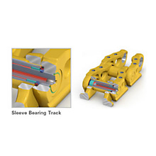 Undercarriage - Sleeve Bearing Track (SBT)
