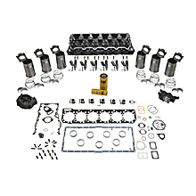 Cat® Engine Rebuild Kits · Machine Rebuild Kit · Caterpillar