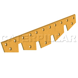 319-4095: Top Mounted Wear Plate Edge Protection