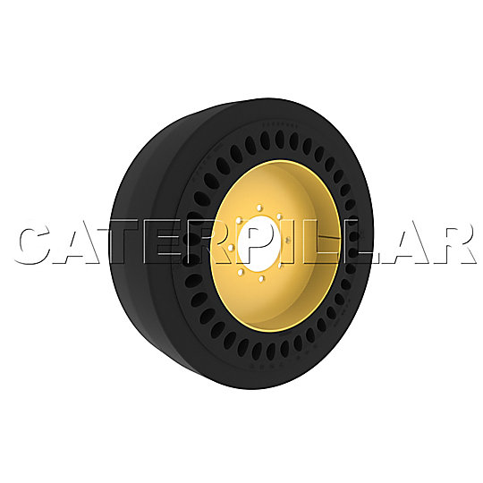 329-6785: Flexport™ Solid Rubber Tire
