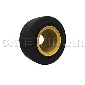 324-3433: Flexport™ Rubber Tire