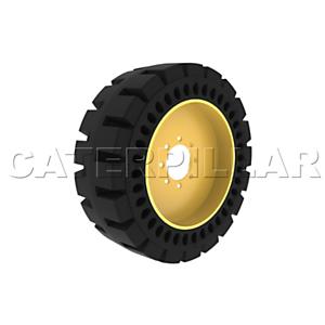 324-3427: Flexport™ Solid Rubber Tire