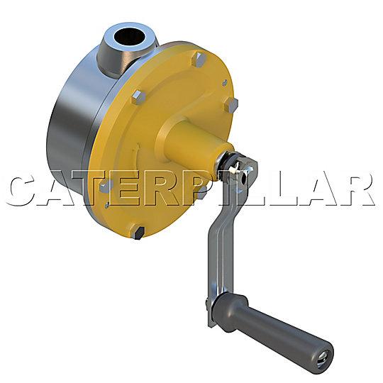 7E-3975: Priming Pump Handle Assembly