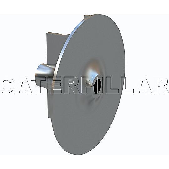 109-3481: Turbocharger Cartridge Backing Plate