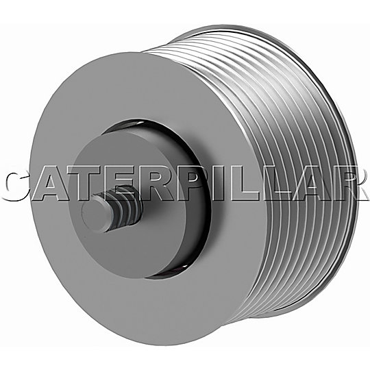 123-8395: Pulley Assembly-Idler