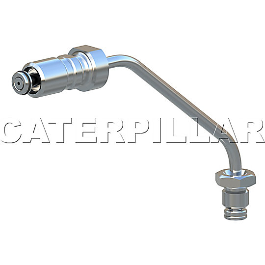 124-7674: Fuel Injection Line Assembly