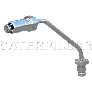 137-6765: Fuel Injection Line Assembly
