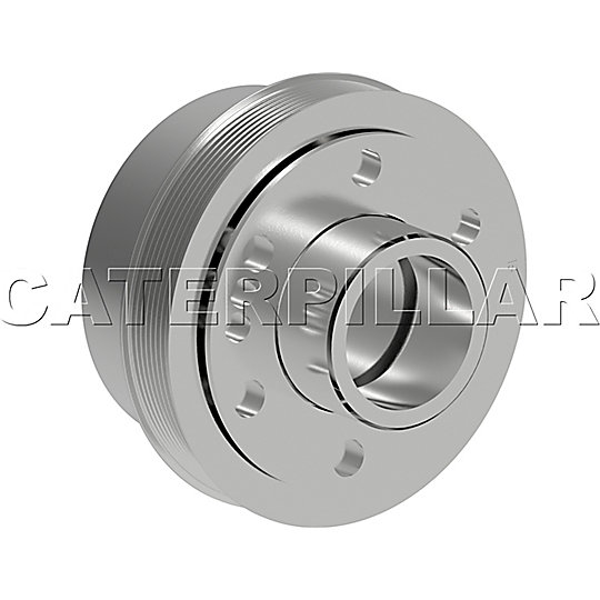 180-5161: Pulley-Crankshaft