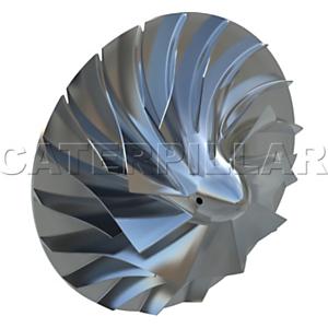 194-8715: 压实机车轮
