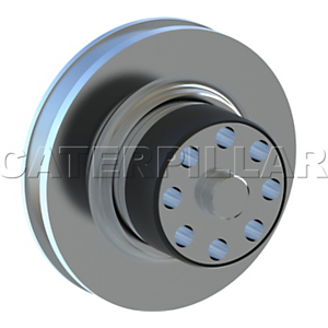 188-4781: Idler Pulley Assembly