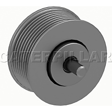 197-9642: PULLEY AS.-I