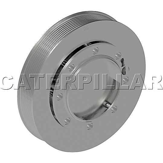 200-2268: Pulley-Crankshaft