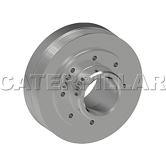 220-1196: Pulley-Crankshaft