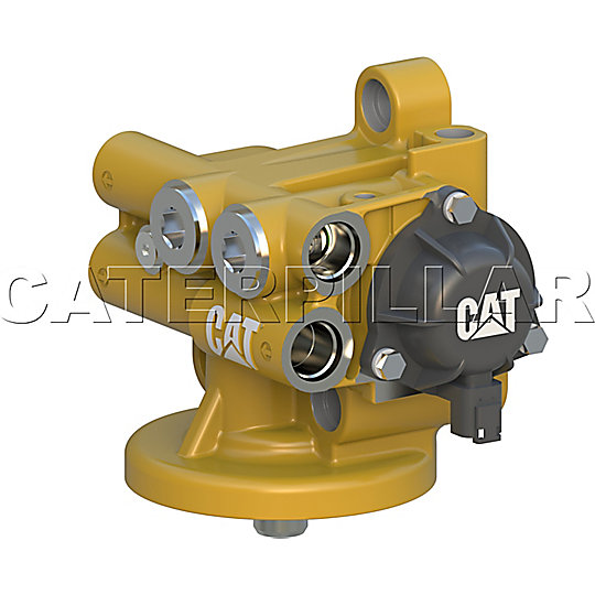 217-7455: Fuel Priming Pump Base Assembly