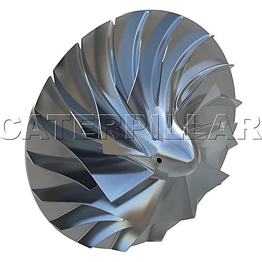 214-5455: 压实机车轮