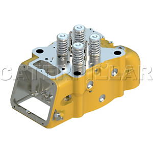 10R-4830: Cylinder Head Assembly