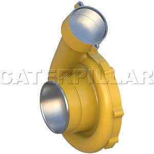 262-7109: 压缩机壳体