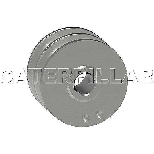 2W-8494: Pulley-Alternator