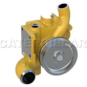 352-2163: 水泵组件