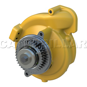 352-2072: 水泵总成
