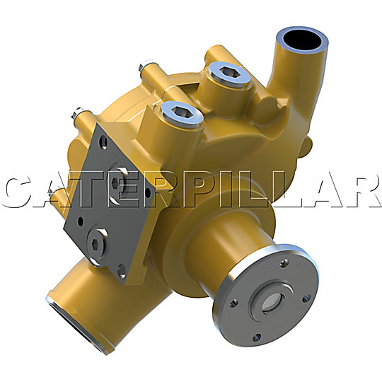 350-2536: Pump Gp-Wate