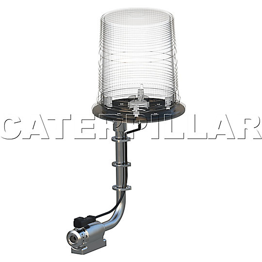 377-4057: Rotating Beacon And Strobe Lights