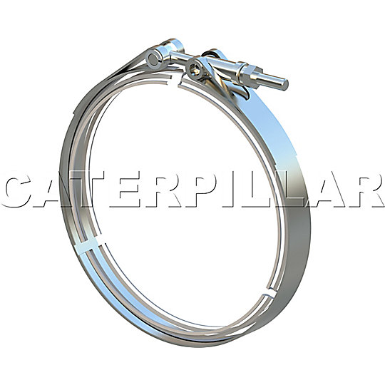 3S-5129: Clamp-V-Band