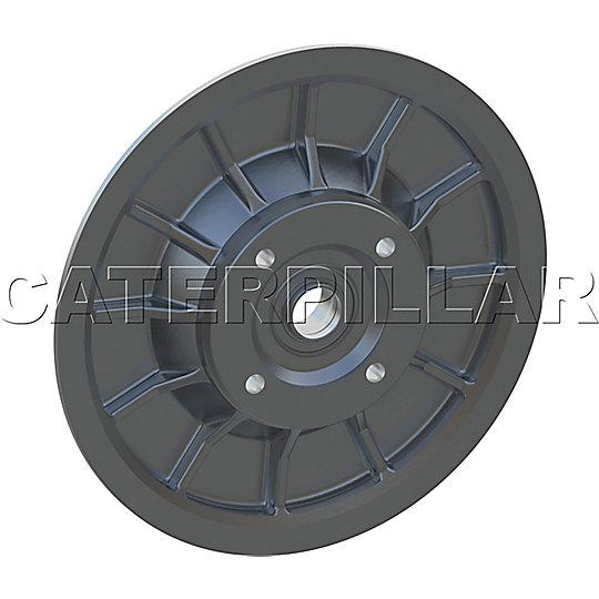 4P-6523: Turbocharger Cartridge Backing Plate