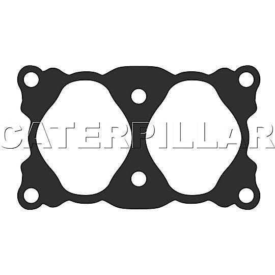 4P-3977: Gasket-Cylinder Head