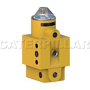 4N-9681: Conjunto de regulador: compresor de aire