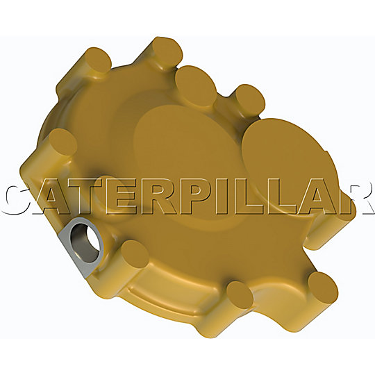 6N-4339: Cover W Pump