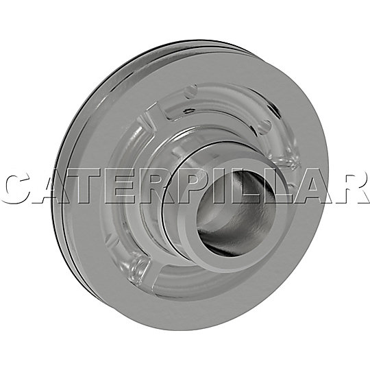 7W-5694: Pulley-Crankshaft