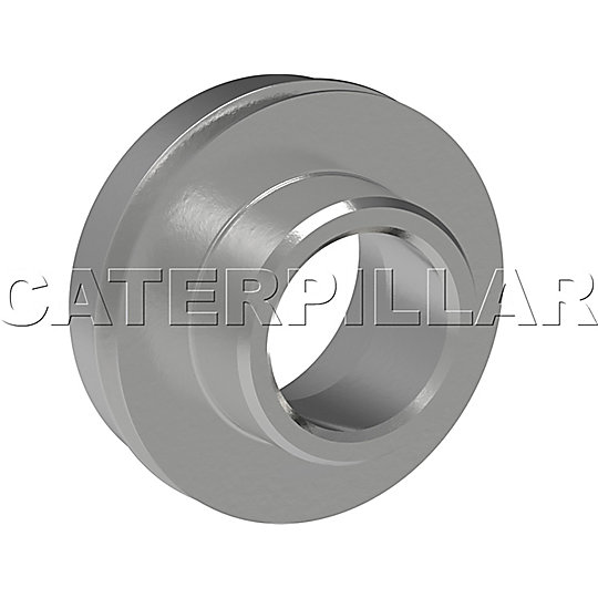 7W-3773: Pulley-Crankshaft