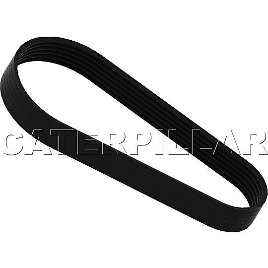 8N-6705: Cogged V-Belt (set of 6)