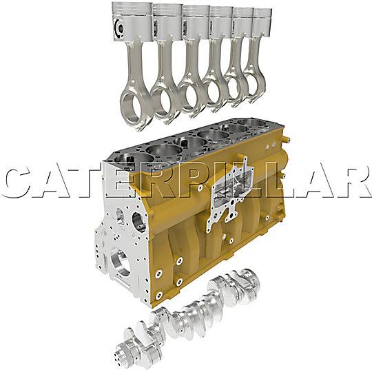 10R-9532: 短缸体总成