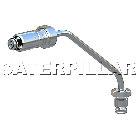111-4132: Fuel Line Assembly