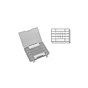 4C-4783: Plastic Divided Utility Boxes with Hinged Lids