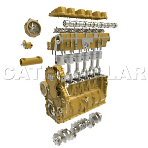 0R-7961: LONG BLOCK | Cat® Parts Store