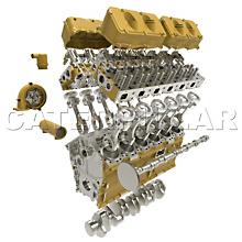 long block cat parts store rh parts cat com Caterpillar Generators Caterpillar Engine Specifications