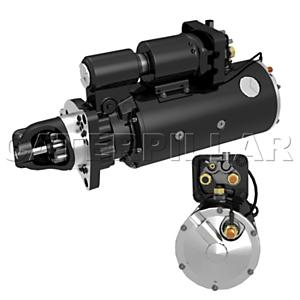 349-6536: Ass. moteur-Élec.