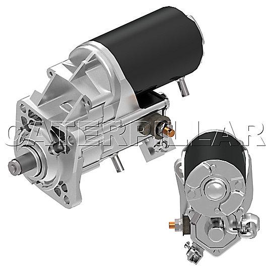 143-0539: Starting Motor Gp-Electric