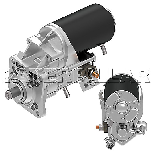 3E-5381: Starting Motor Gp-Electric