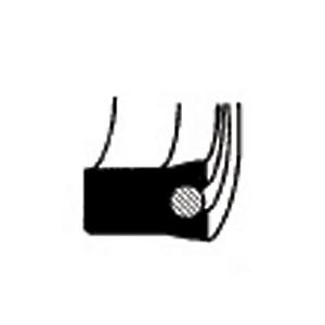 3E-4213: U-Cup Rod Seal