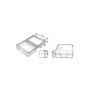 4C-3975: 4C-3975 플라스틱 저장 사례