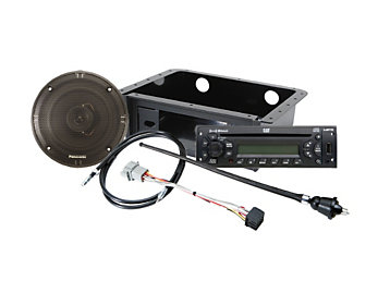 Cat Radios and Accessories · Rooftop Radio Mounting Kits ... on